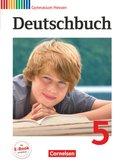 Deutschbuch, Gymnasium Hessen: 5. Schuljahr, Schülerbuch