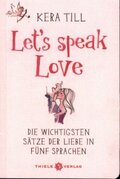 Let's speak love