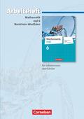 Mathematik Real, Differenzierende Ausgabe Nordrhein-Westfalen (2011): 6. Schuljahr, Arbeitsheft