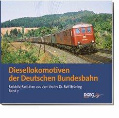 Diesellokomotiven der Deutschen Bundesbahn - Bd.7