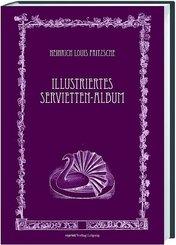 Illustriertes Servietten-Album