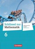 Schlüssel zur Mathematik - Differenzierende Ausgabe Niedersachsen: Klasse 6, Schülerbuch
