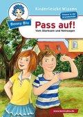 Benny Blu: Pass auf!; Bd.275