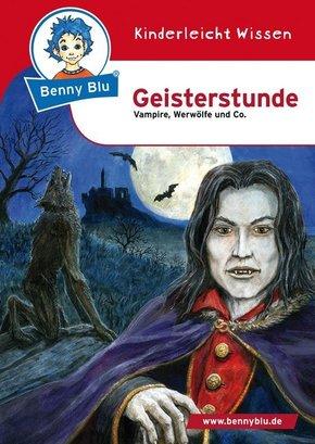 Benny Blu: Geisterstunde; Bd.267