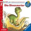 Die Dinosaurier, Audio-CD - Wieso? Weshalb? Warum?, Junior Tl.25