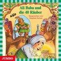 Ali Baba und die 40 Räuber, Audio-CD