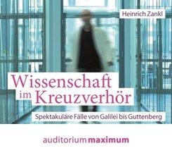 Wissenschaft im Kreuzverhör, Audio-CD