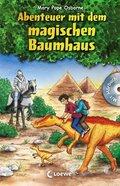 Abenteuer mit dem magischen Baumhaus, m. Audio-CD
