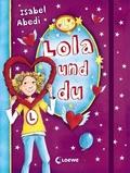 Lola und du, Eintragbuch