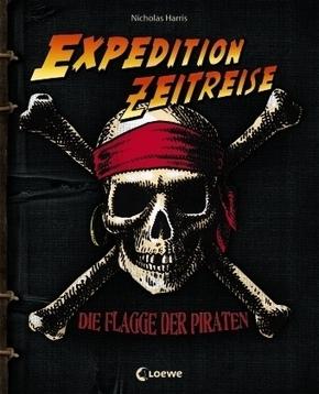 Expedition Zeitreise - Die Flagge der Piraten