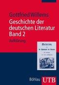 Geschichte der deutschen Literatur: Aufklärung; 2