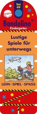 Bandolino (Spiele): Lustige Spiele für Unterwegs (Kinderspiel); Set.49