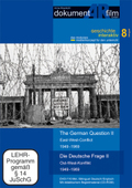 Die Deutsche Frage II - Deutschland und der Ost-West-Konflikt 1949-1969, 1 DVD (Bilingual)
