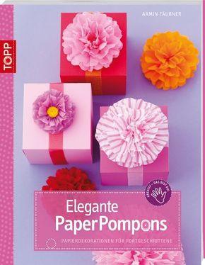 Elegante PaperPompons