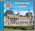 Deutschland/Europa, 1 Audio-CD - Was ist was junior Folge.34