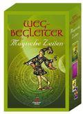 Wegbegleiter für magische Zeiten, 2 Bücher u. Rider/Waite-Tarotkarten
