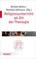 Religionsunterricht als Ort der Theologie