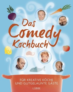 Das Comedy-Kochbuch