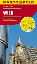 Marco Polo Citymap Wien; Vienna