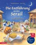 Die Entführung aus dem Serail, m. Audio-CD
