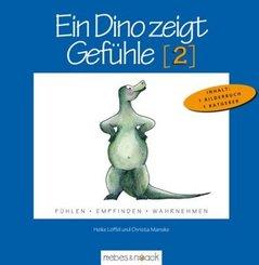 Ein Dino zeigt Gefühle - Tl.2