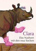 Clara - Das Nashorn mit den rosa Socken
