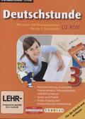 Deutschstunde, 3. Klasse HS und AHS, CD-ROM