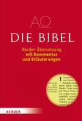 Bibelausgaben: Die Bibel, Herder-Übersetzung, Studienbibel; Herder, Freiburg