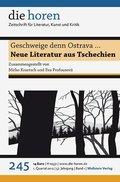 die horen; Geschweige den Ostrava ...; Bd.245