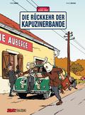Die Abenteuer von Jacques Gibrat - Die Rückkehr der Kapuzinerbande