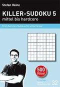 Killer-Sudoku - Bd.5