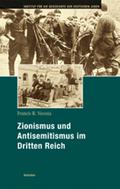 Zionismus und Antisemitismus im Dritten Reich
