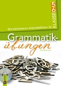 Grammatikübungen, Klasse 5/6, m. 1 CD-ROM