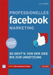 Professionelles Facebook-Marketing