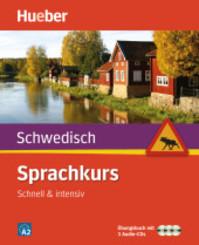Sprachkurs Schwedisch - Schnell & intensiv, Übungsbuch mit 3 Audio-CDs