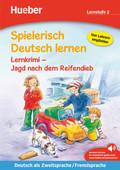 Spielerisch Deutsch lernen: Lernkrimi - Jagd nach dem Reifendieb