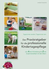 Tagesmutter werden - Tagesmutter sein, m. 1 CD-ROM; Buch VII