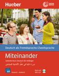 Miteinander - Selbstlernkurs Deutsch für Anfänger: Arabische Ausgabe, m. MP3-CD
