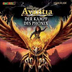 Die Chroniken von Avantia - Der Kampf des Phönix, 2 Audio-CDs