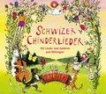 Schwizer Chinderlieder, 2 Audio-CDs