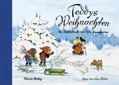 Teddys Weihnachten, kleine Ausgabe