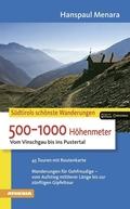 500-1000 Höhenmeter