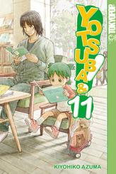 Yotsuba&! - Bd.11