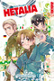 Hetalia - Axis Powers - Bd.1