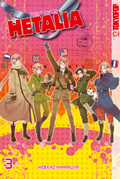 Hetalia - Axis Powers - Bd.3