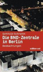 Die BND-Zentrale in Berlin