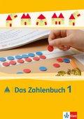 Das Zahlenbuch, Allgemeine Ausgabe (2012): 1. Schuljahr, Schülerbuch