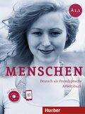 Menschen - Deutsch als Fremdsprache: Arbeitsbuch, m. Audio-CD; .A1/1