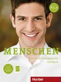 Menschen - Deutsch als Fremdsprache: Kursbuch, m. DVD-ROM; .A1/2