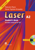 Laser A2: Student's Book + CD-ROM